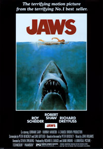 """""""Jaws"""" poster"""