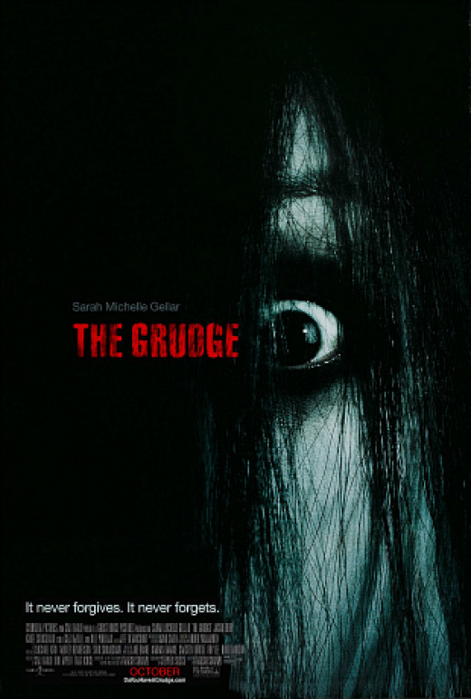 """""""The Grudge"""" poster"""