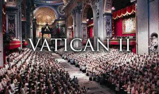 Vatican II was a good old time had by all.