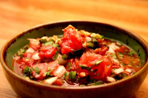 fire-roasted salsa
