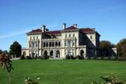 Mansion in Newport R.I.