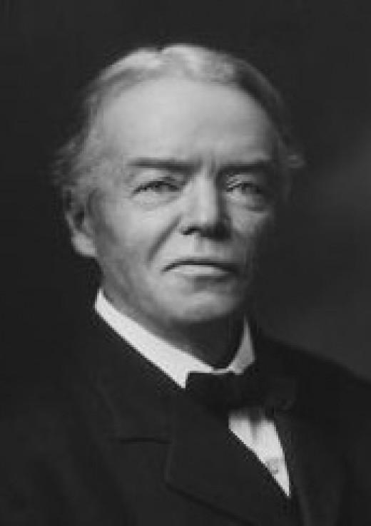 Josaiah Royce - American objective philosopher 1855 - 1916