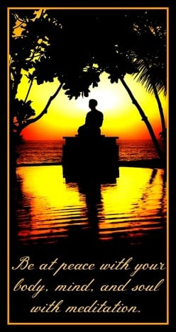 Simply Omm: Relaxation and meditating benefits for your mind, body, and soul