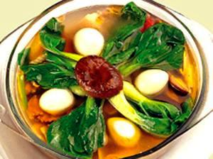 anhui cuisine Li Hongzhang Hotchpotch