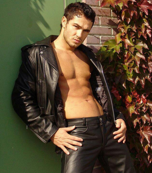 Hot Gay Leather Men 65
