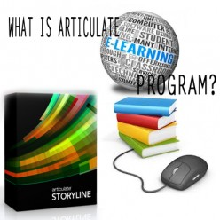 What is Articulate E learning Program?