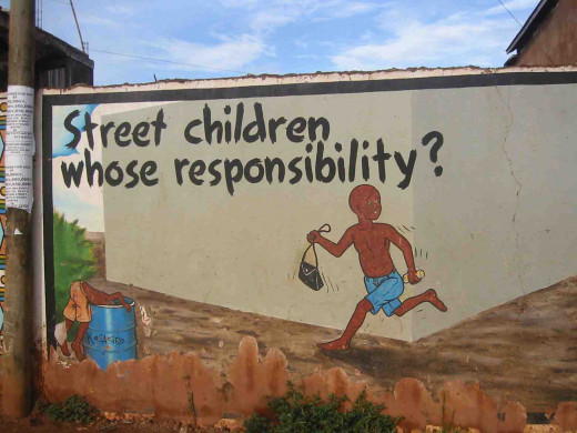 Street Children Billboard