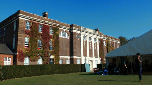The Richard Hoggart Building at Goldsmiths, University of London