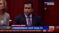 George Zimmerman Found NOT GUILTY In The Murder Of Trayvon Martin
