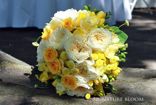 What Are Your Wedding Floral Options