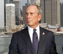 The Selective Crocodile Tears of New York's Mayor Bloomberg...