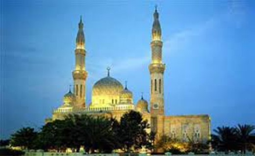 Islam place of worship