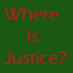 Where is Justice? No More Disappearing Acts