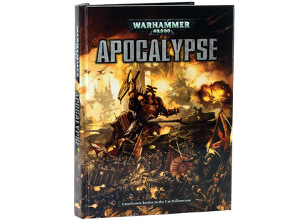New Apocalypse 40k Mission Special Rules