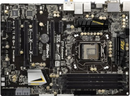 The Extreme 4 from ASRock is a great value as one of the best overclockers under $225.