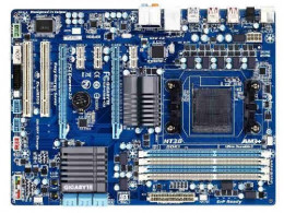 GIGABYTE GA-970A-D3 AM3+ Motherboard