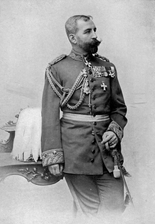 "Friedrich von Bernhardi (1849-1930). Bernhardi served during the Franco-Prussian war as a lieutenant and during WW I as a general. In his book ""On the War of the Future"" (1920) he displayed his faith in the ""annihilation"" principle."