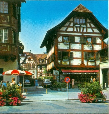 Downtown Lucerne