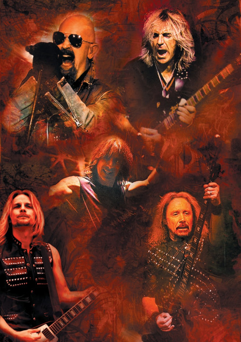 Judas Priest 2013 Epitaph Tour