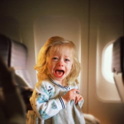 Plane Travel Tips with Your Baby or Toddler