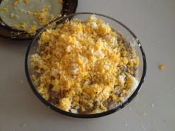 Fresh Homeade Mashed Bean Dip Recipe