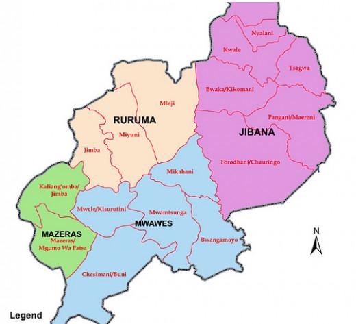 Rabai Constituency