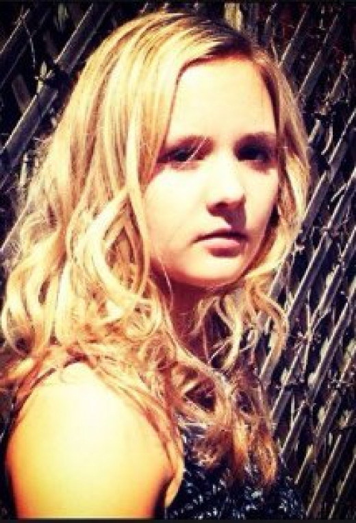 Nicole Boivin, The Series Hemlock Grove is actually her acting deput!