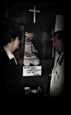Haunted Dolls: Annabelle
