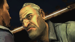 Walking Dead, The Game: The Larry spoiler.