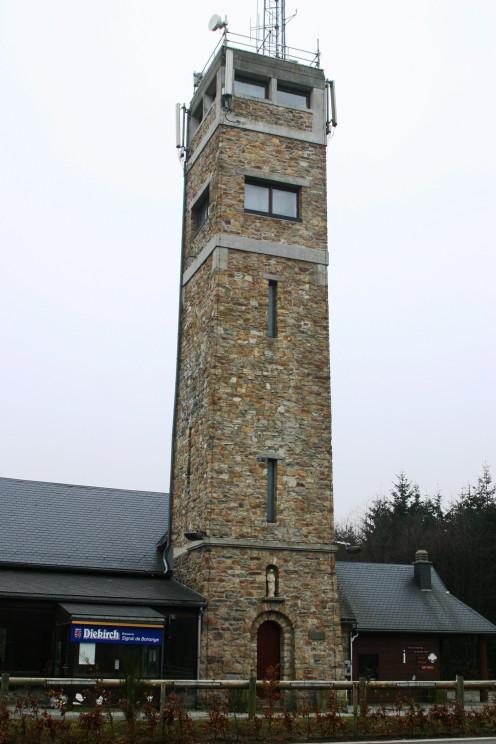 Signal de Botrange, Belgium
