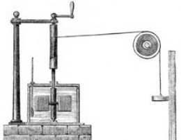 Joule's Apparatus for Thermodynamics Experiment