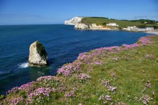 Beautiful Isle of Wight.