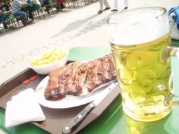 Lemonade Beer!