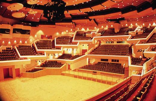 Barbican Centre Hall