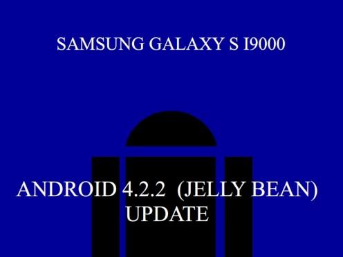 Samsung Galaxy S Update