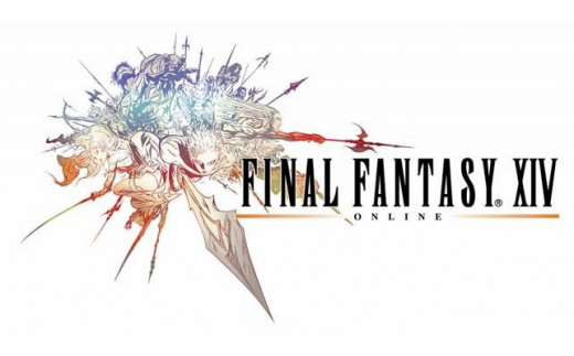 Final Fantasy XIV Online Cover