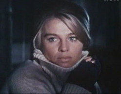 British actress, Julie christie, as she appeared in the 1965 film epic, Doctor Chivago