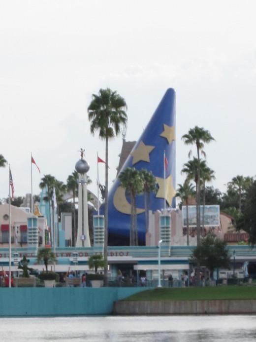 Sorcerer's Hat in Hollywood Studios@ DisneyWorld