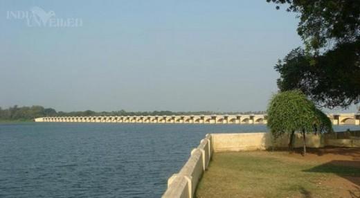 Mukkombu Dam, A good picnic spot.
