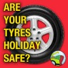 How to check my car tyres are roadworthy - Are my tyres legal?