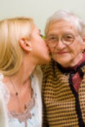 Visit or volunteer to spend time with the elderly or those in need.
