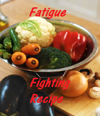 Fatigue fighting recipe