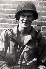 Pfc David Kenyon Webster, E Company, 2nd Battalion, 506th Parachute Infantry Regiment, 101st Airborne