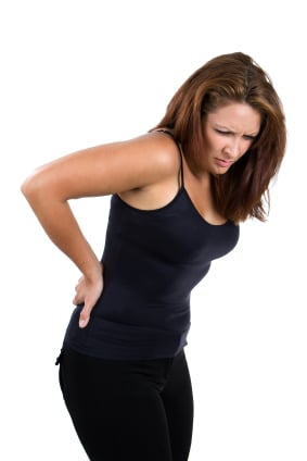 Backache or lumber pain