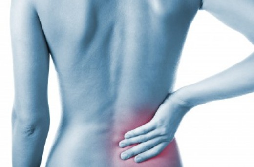 Stretching and core strengthening exercises for lower back pain relief.