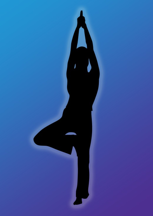 Yoga poses to melt stress, calm the mind and strengthen the body.