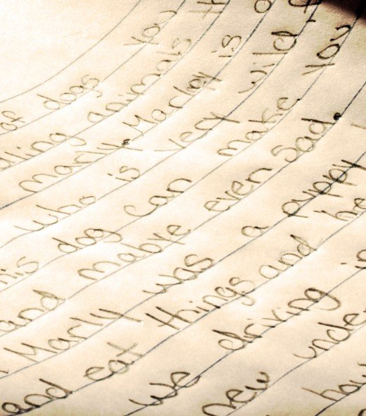 Journal writing to remedy stress and anxiety