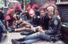 Youth Culture- Punk 1980's-1990's from Paul Townsend   flickr.com