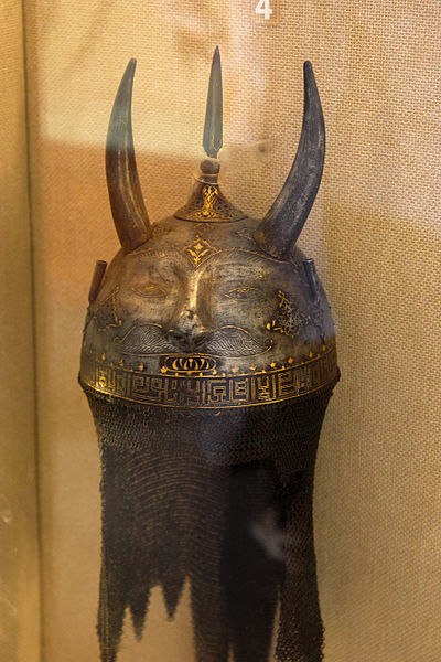 Iranian Helmet