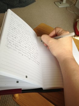 Getting Ready To Do Some Automatic Writing!